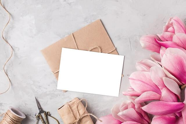 会費制結婚式の招待状の作り方