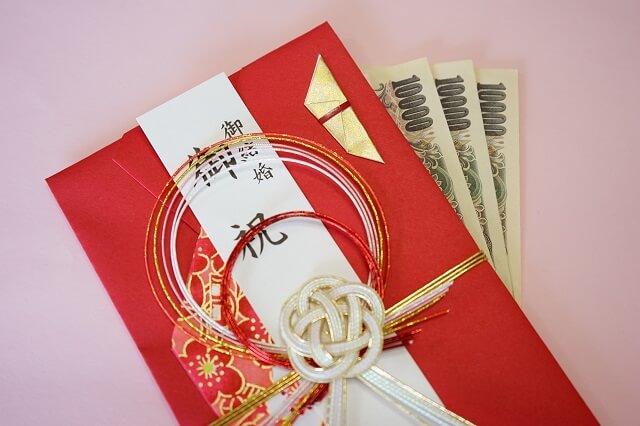 結婚祝いでご祝儀(現金)を現金書留で郵送する場合の手順、方法、包み方