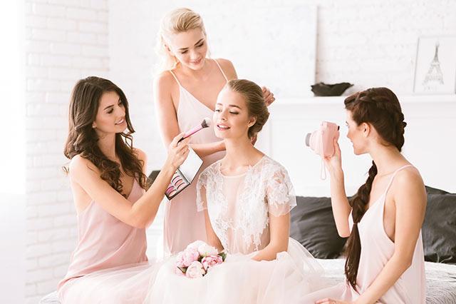 プレ花嫁の準備