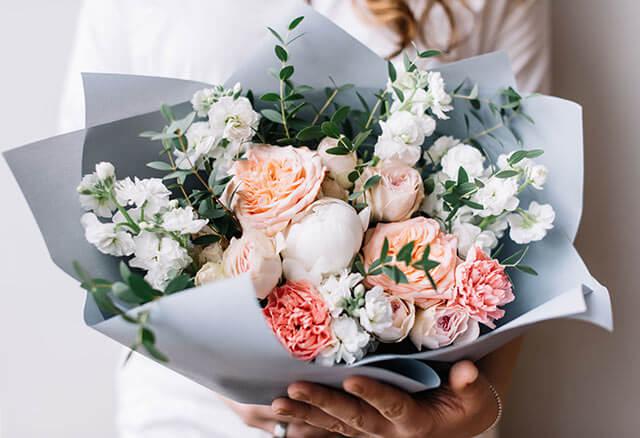「尊敬」を意味する花