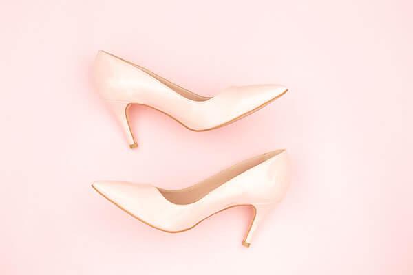 女性ゲストの靴マナー