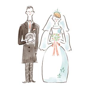 結婚式当日の迎え方