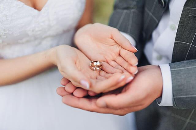 結婚式費用の自己負担