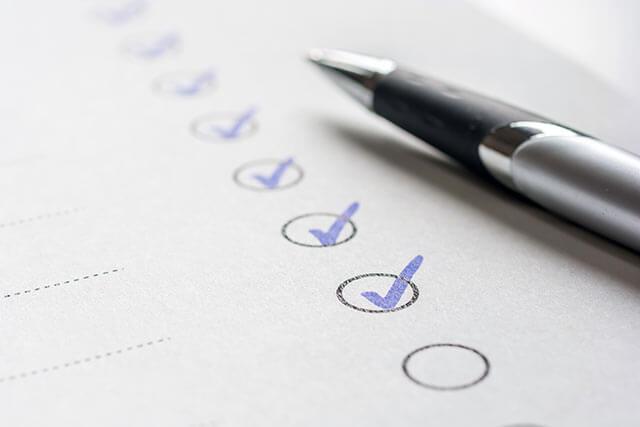 会社へ結婚報告する前のチェックリスト