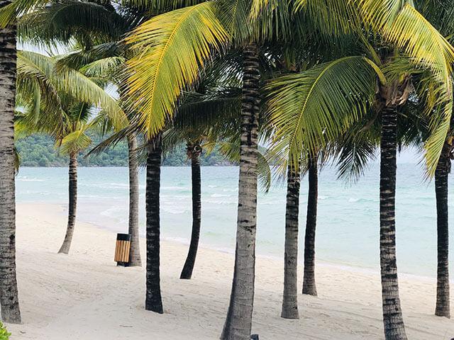 ミャンマー・ガパリビーチ