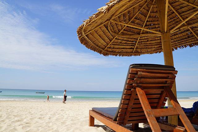 タイ・カオラックのリゾート
