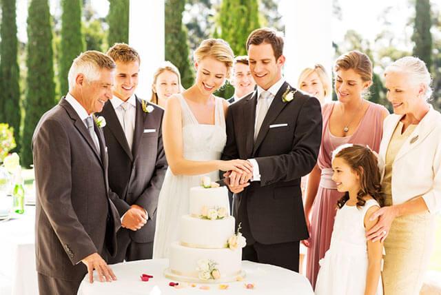 結婚 式 親族 のみ