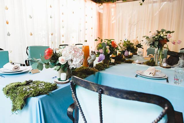 スウェーデンの結婚式場