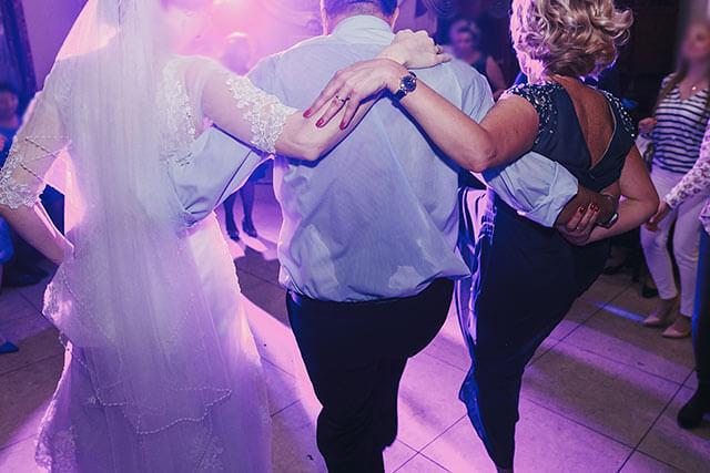 スウェーデンの結婚式