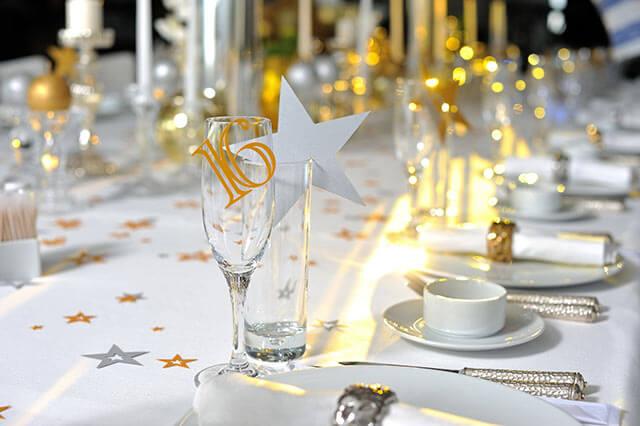 冬の結婚式の演出アイデア