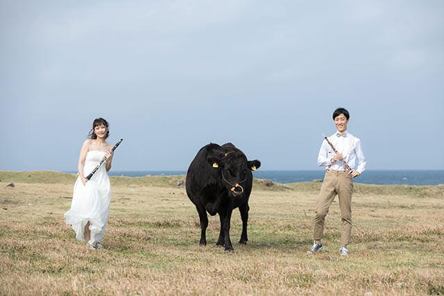 小値賀島ウェディングのフォトツアー