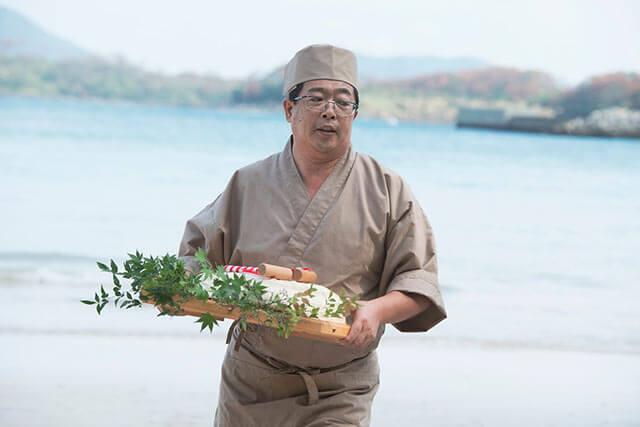 小値賀島だからできる料理