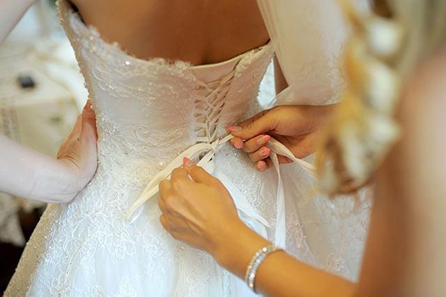結婚式当日のスケジュール