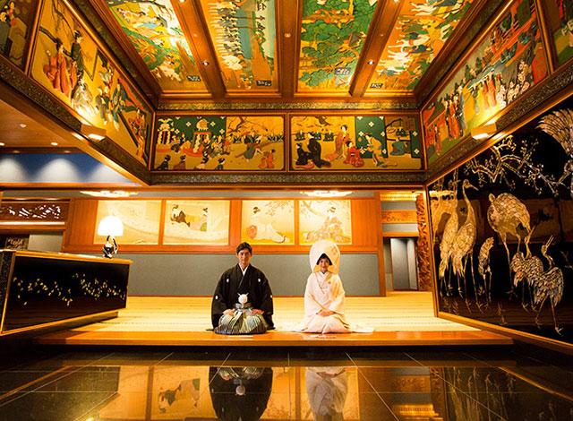 目黒「ホテル雅叙園東京」の結婚式プランと費用相場。ブライダルフェアの内容まで大調査!