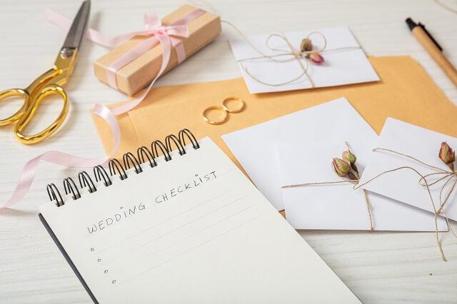 結婚式の準備期間が最短の結婚式