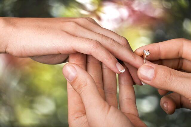 男の結婚準備はプロポーズが大切