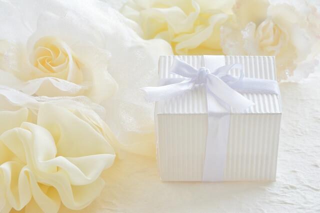 結婚式欠席や不参加の方から頂いた結婚祝いのお返し