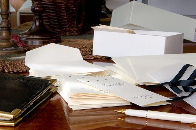結婚式の延期、中止、キャンセルを連絡するお詫び状の例文