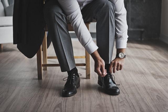 結婚式の男性の服装の種類