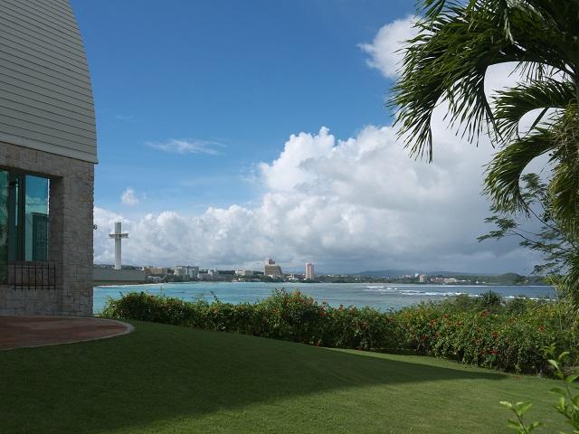 グアムのアクセス、気温とグアムでの結婚式の内容や魅力
