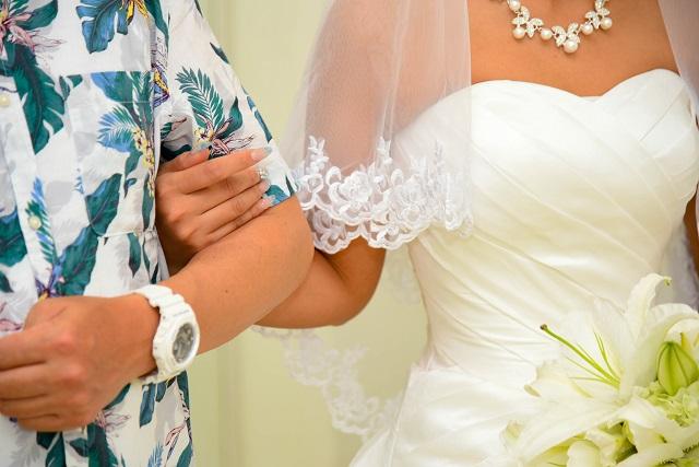 グアム結婚式での両親や親族、兄弟姉妹、子どもの服装