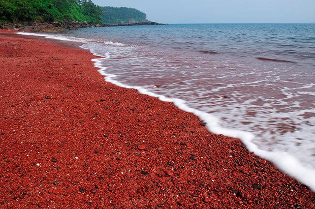 小値賀島赤浜海岸