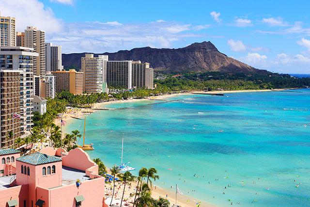 リゾ婚ハワイ