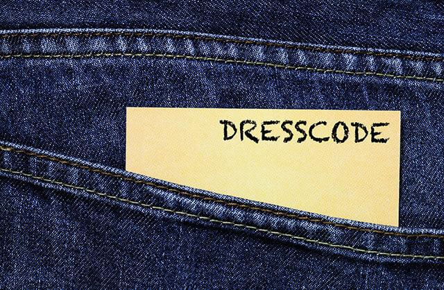 招待状にドレスコードを記載