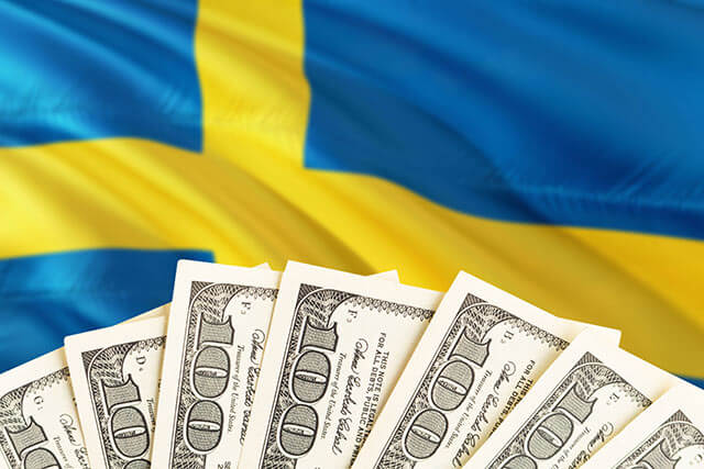 スウェーデン結婚式の費用