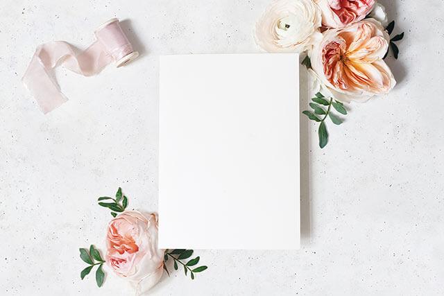 結婚式を欠席する場合の返信はがきの期限内の連絡方法