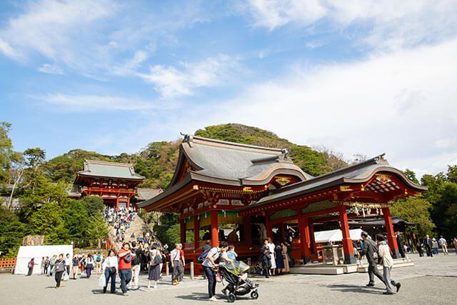 KOTOWA鎌倉鶴ヶ岡会館のウェディング