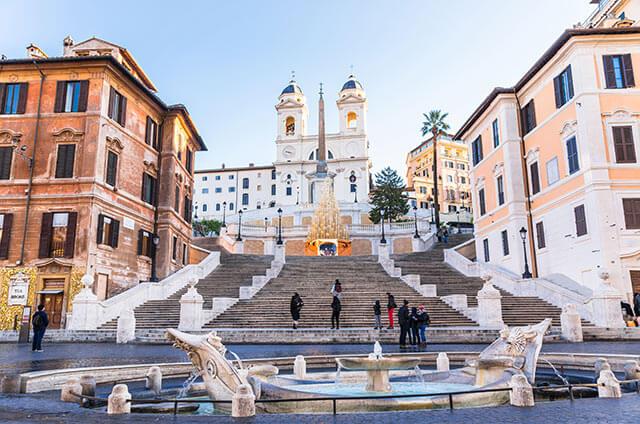 イタリアのローマ