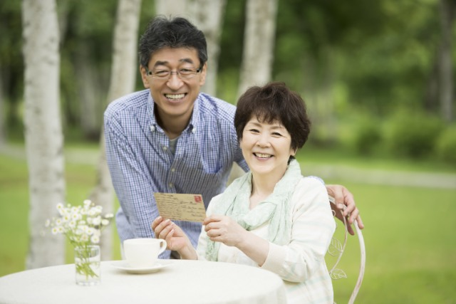 結婚挨拶の親