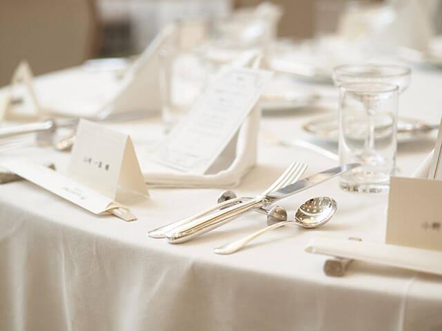 出席予定の結婚式