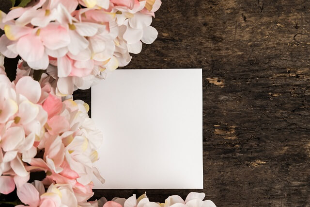 結婚式の返信はがきで確認するべき書き方のマナー