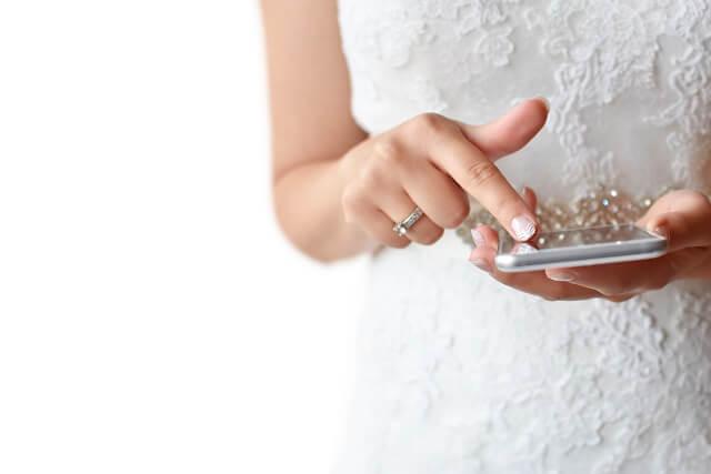 結婚式の招待ゲストから欠席やドタキャンの連絡が届いた場合の対応