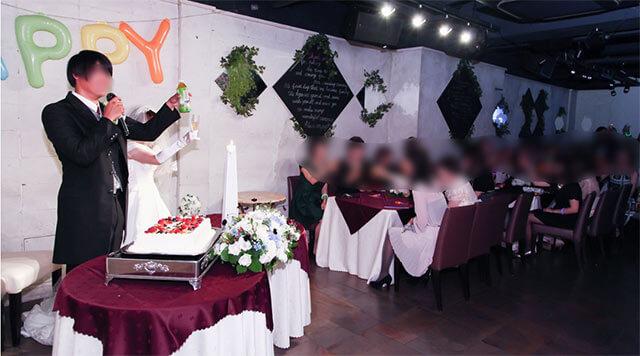 グラハム子さん結婚式オリジナル漫画