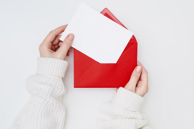 結婚のお祝いの電報「祝電」のメッセージの送り方