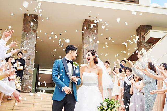 ザ・ミーツ マリーナテラス結婚式のプラン内容