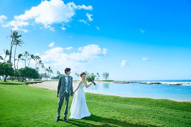 海外旅行の日記念ハワイ/グアム リゾ婚ギフトプレゼントキャンペーン