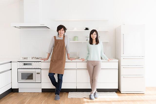 新婚の家計とお金