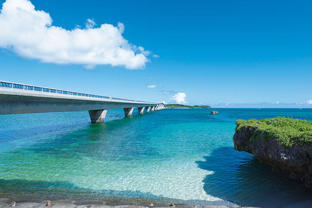宮古諸島3大大橋めぐり