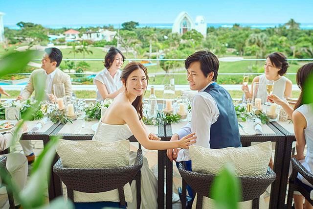 沖縄の離島『宮古島』『石垣島』でのリゾ婚の演出や楽しみ方
