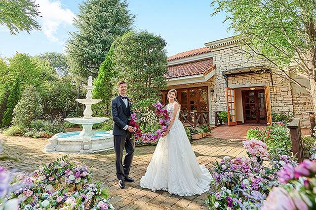 モアフィール宇都宮プライベートガーデンの結婚式情報