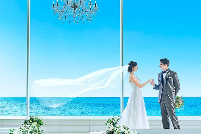 グレイスヒル・オーシャンテラスの結婚式場詳細を見る