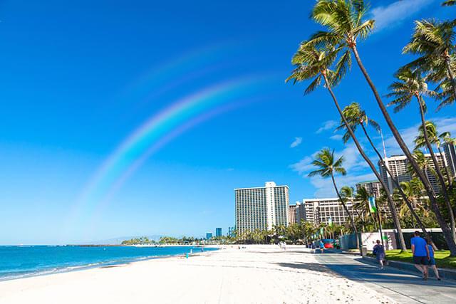 ハワイでリゾ婚